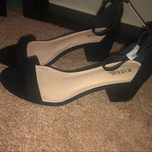 JustFab Shoes - Just Fab shoes